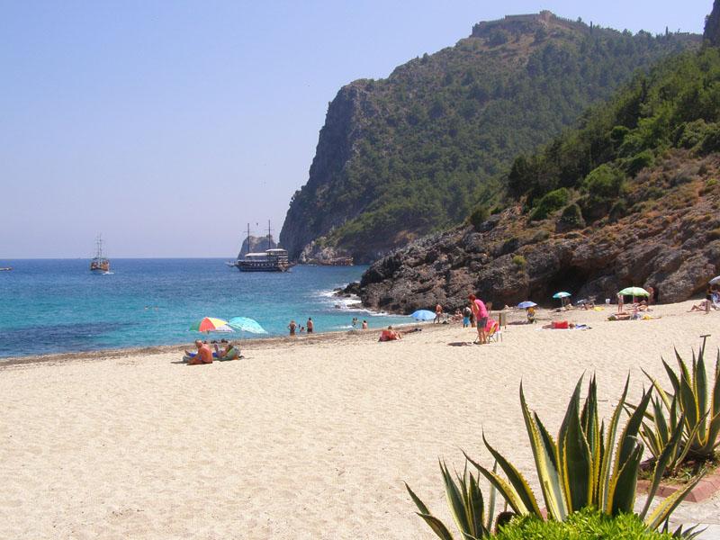 Турция фото города и пляжа