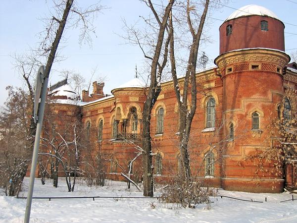 Иркутск, краеведческий музей