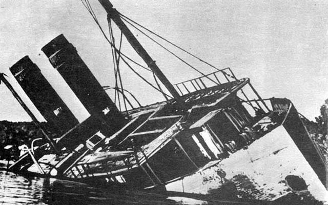 Ледокол Ангара
